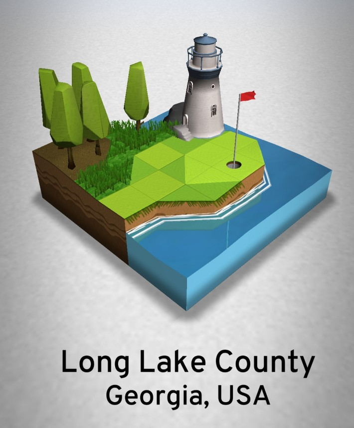 OK Golf - joc de golf cu terenuri inspirate din diorame [4 coduri promoționale] golf casual