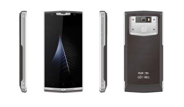 Oukitel K10000 PRO - noul device al chinezilor cu baterie de 10.000 mAh va fi lansat în iunie oukitel