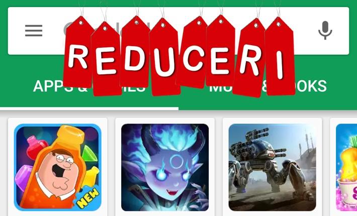 Oferta săptămânii: MX Player și jocul Real Steel sunt reduse la 70 de bani deal reduceri