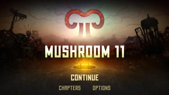 Mushroom 11 - găsește-ți drumul printre ruine mushroom FSOL