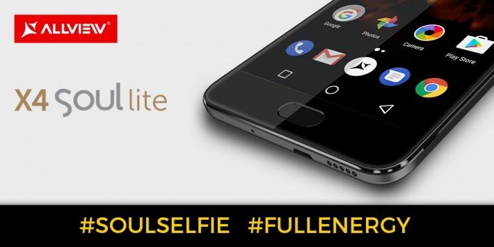 Allview a lansat un nou smartphone din seria X4 Soul allview