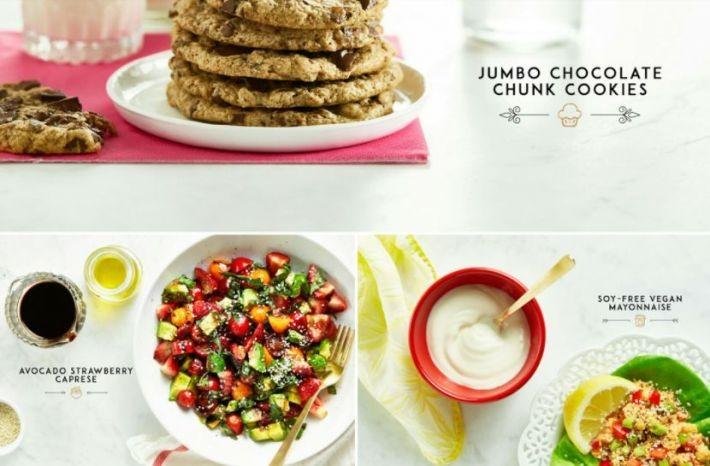 Oh She Glows - Healthy Recipes - aplicația săptămânii la 70 de bani retete