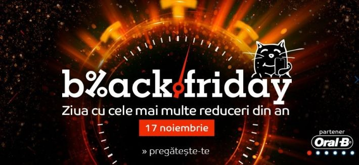 Mâine dimineață începe Black Friday la eMAG - câteva produse din ofertă au fost deja anunțate bf emag
