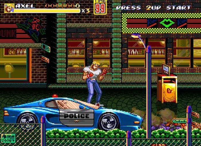 Streets of Rage Classic - jocul SEGA lansat în 1991 ajunge în Play Store side sega