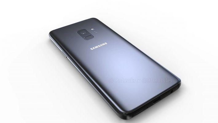 Samsung Galaxy S9 apare în câteva randări 3D bazate pe zvonuri și leak-uri samsung s9 galaxy featured