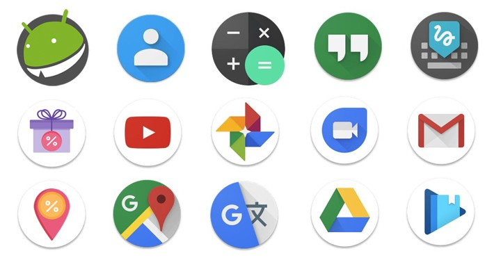 11 icon pack-uri gratuite pe o perioadă limitată icon pack