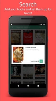 Book Traders - schimbi o carte cu alta book