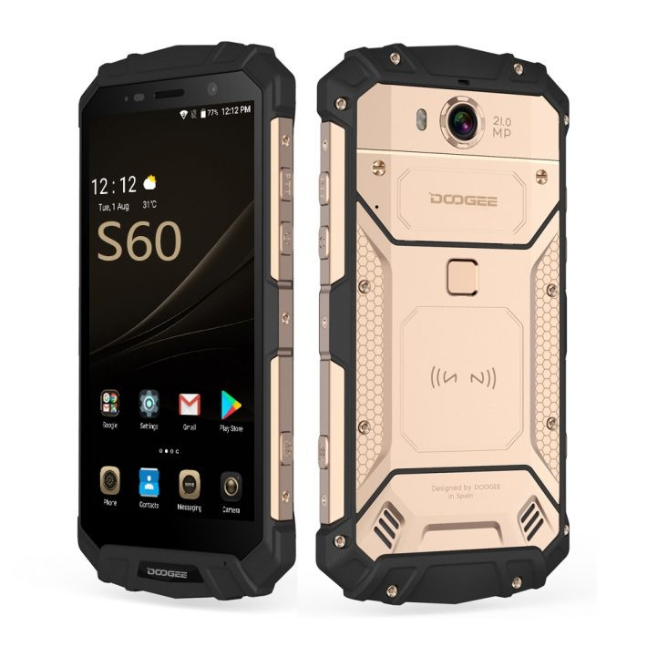 Doogee S60 - telefon rugged cu 6GB RAM și 64GB memorie în oferta unui retailer din China lightinthebox doogee rugged