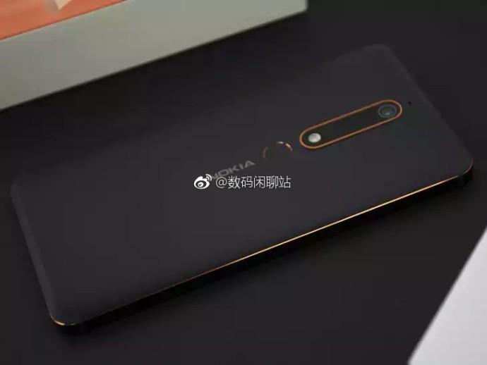 Nokia 6 (2018) apare în câteva imagini reale înainte de lansarea oficială nokia leaks