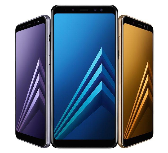 Samsung Galaxy A8 (2018) pus în vânzare și în Europa a8 samsung