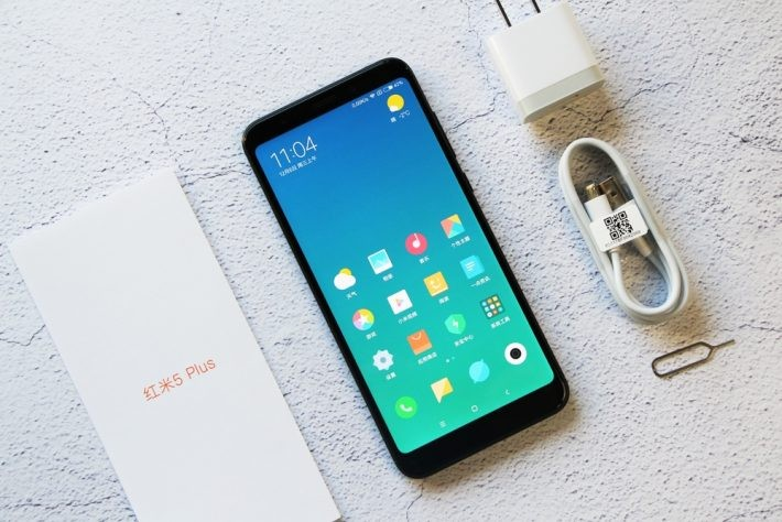 Xiaomi Redmi 5 Plus cu octa-core, 4GB RAM și 64GB în oferta LightInTheBox redmi lightinthebox xiaomi