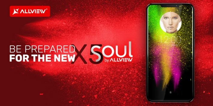 Allview X5 Soul va avea procesor cu inteligență artificială și un ecran edge-to-edge x5 soul featured allview