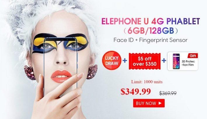 Proaspetele lansate Elephone U și U Pro disponibile în oferta GearBest gearbest1 cupoane