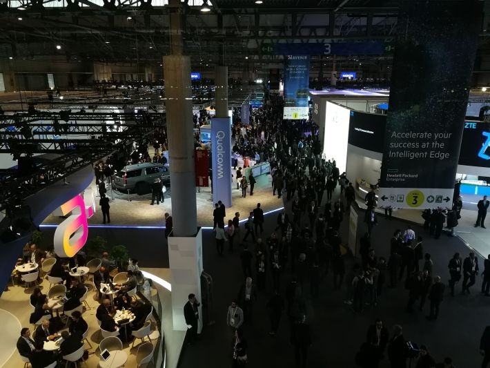 Cum a fost la Mobile World Congress 2018 sony samsung MWC huawei featured allview