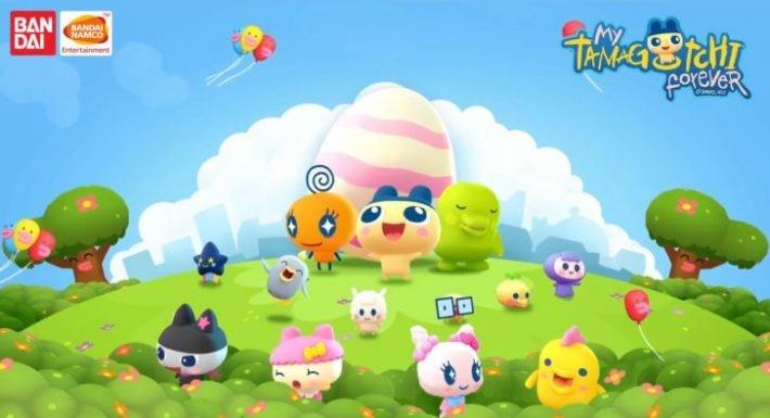 Jocul My Tamagotchi Forever a fost lansat oficial digital pet