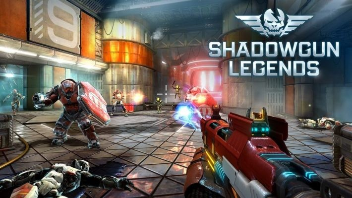 Shooter-ul Shadowgun Legends este acum disponibil în Play Store shooter multiplayer fps