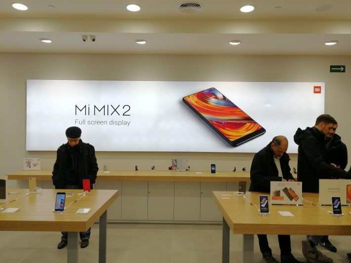 Xiaomi intră tare pe piața din Europa - va deschide un magazin oficial și în Paris mi xiaomi