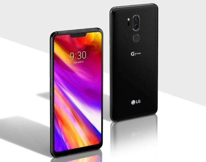 LG G7 lansat oficial: Snapdragon 845, ecran de 6.1 inch și notch g7 lg