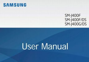 samsung j4 2018 manual
