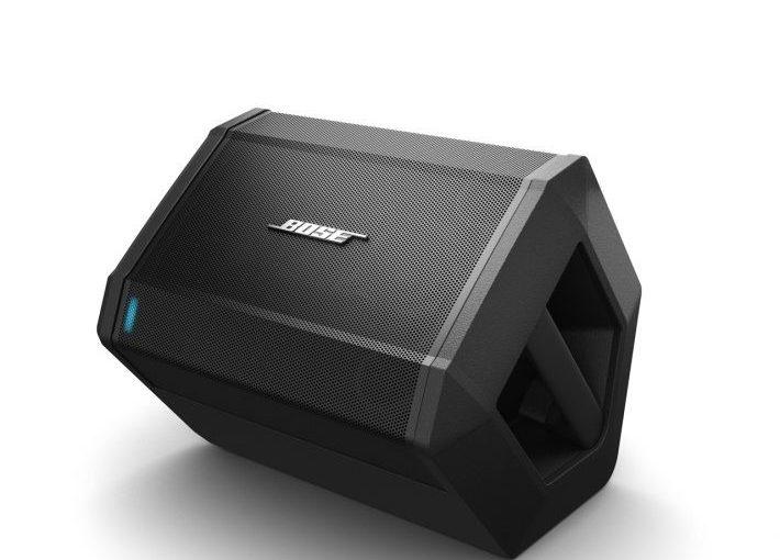 Divizia Bose Pro prezintă sistemul portabil S1 Pro Multi-Position bose
