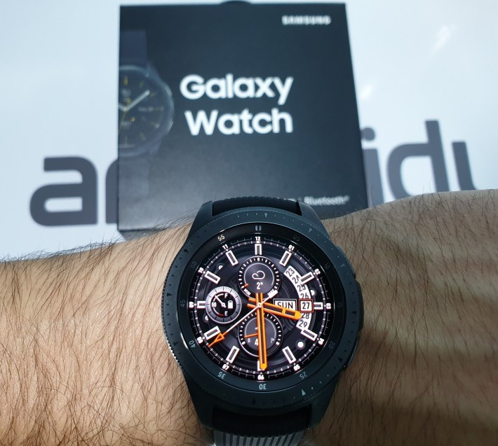 Review Samsung Galaxy Watch smartwatch featured-review samsung galaxy