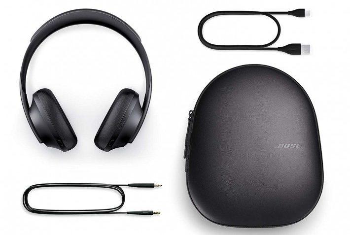 Bose Headphones 700 - noile căști cu anulare a zgomotului bose audio