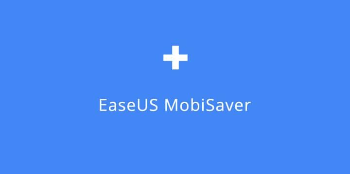 Sponsorizat: EaseUS Mobisaver - soluție simplă de recuperare a datelor advertorial