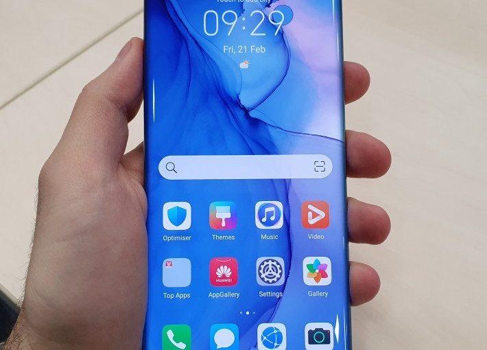 Huawei Mate 30 PRO - există smartphone Android fără Google apps? ost mate huawei