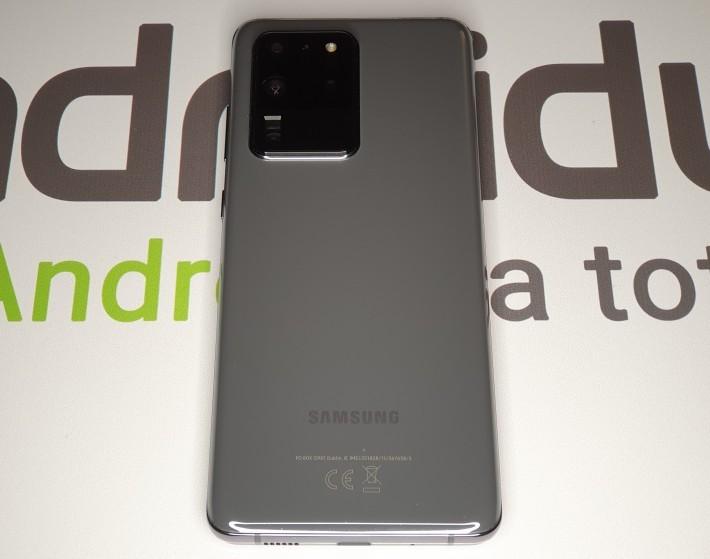 Samsung Galaxy S20 Ultra - primele impresii după 3 zile de utilizare samsung s20 ost