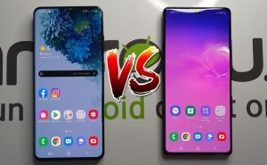 Flagship vs mid-range în 2020 - Samsung Galaxy S20 Ultra vs Galaxy S10 Lite s20ultra s10lite ost samsung featured