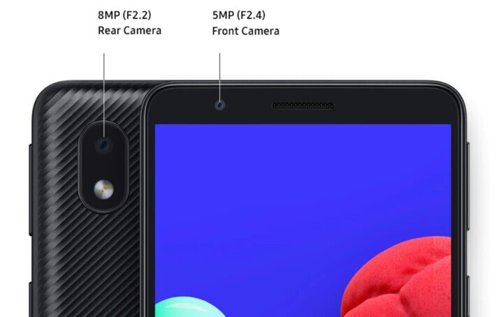 Samsung Galaxy A01 Core a fost lansat pe site-ul Samsung Indonesia samsung core