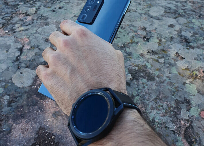 Păreri după 3 zile cu Samsung Galaxy Note20 Ultra 5G și Galaxy Watch3 watch samsung ost note