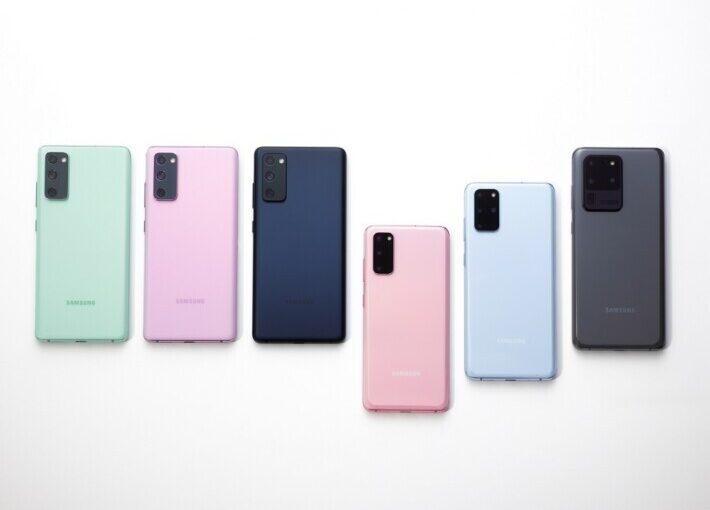"Samsung a lansat astăzi telefonul de ""buget"" dedicat fanilor - Galaxy S20 FE s20 snapdragon samsung"