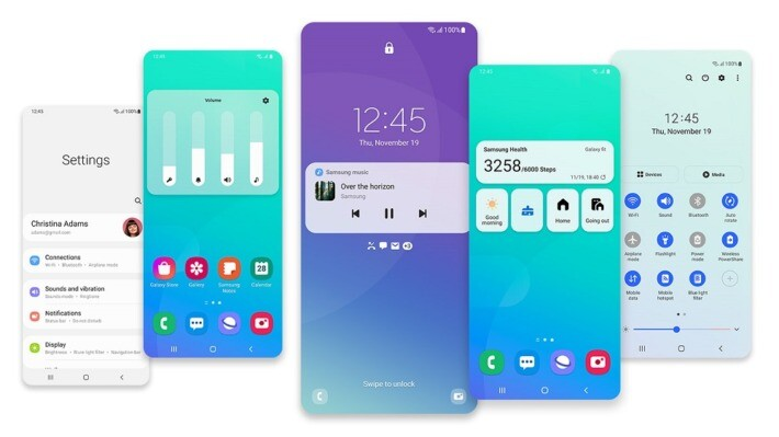 Samsung a anunțat lansarea oficială a One UI 3 ce vine împreună cu Android 11 oneui update samsung