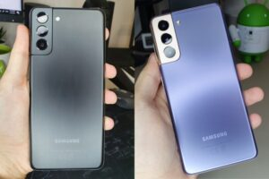 Samsung Galaxy S21 sau Galaxy S21+? samsung s21 featured